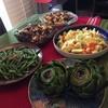 感謝祭のトラディショナルなお食事