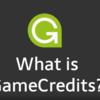 GameCredits買いました