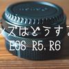 【カメラ】Canon Rシステムのレンズ達