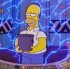 """シーズン8、第23話「怠け者ホーマーに敵はない!""""Homer's Enemy""""」"""