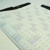 自作手帳③ (時間管理のための「プロマネ スケジュール帳」の書き方)
