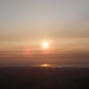 御在所 春分の日、日の出を眺める 2007.03.21
