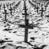 死んだ兵士の残したものは こわれた銃とゆがんだ地球 「死んだ男の残したものは」