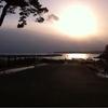 唐桑半島の午後の輝き