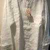 2018年4月-5月の無印良品週間 白シャツ、ハンガーなど細かいもの買いました。