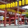 台風接近のさなか津島天王祭というのを見に行ったら「すべてのイベント中止」とのことだった(前編:津島神社編)