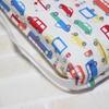 簡単、幼児用の座布団カバーの作り方NO3,