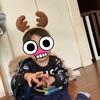 先週☆幼稚園弁当☆クリスマスパーティー