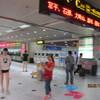 モラエスの故地を訪ねて(111)深圳駅前風景。