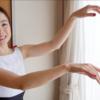 動画「バレエの柔らかい指先」YouTube