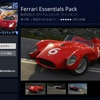 ProjectCars2 最後のDLC Ferrari Essentials Pack 本日解禁。