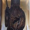 七福神(4)福禄寿。鼻の穴 見て決めている 叶い事 長い頭を 見てる間に間に