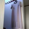 入園準備 ママの服装!妊娠中でも着れるワンピース