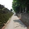 熊野神社とレンガ道 栃木県野木町