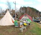陣馬形山キャンプ場でテント泊!キャンプスペース、水場、トイレ、混雑、駐車場の詳細!