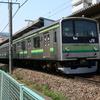 205系横浜線/H15編成の床下機器資料