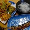 白エビのかき揚げと鯵の天ぷら、アジフライ レシピ付き