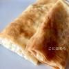 【ハンガリーのお菓子】牛乳消費に!クレープ生地「palacsinta:パラチンタ」&カッテージチーズクリーム。作り方・レシピ。
