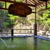 2021年5月 四国【1/7】「ホテル祖谷温泉」泊 ケーブルカーでしか行けない、かけ流しのぬる湯露天が最高のお宿