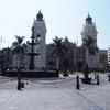リマ 南米とお別れ