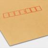 ある会社からの封筒