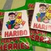 おまけが無くても買う、おまけがあると迷わず買う/HARIBO HAPPY CHERRIES
