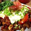 ピリ辛韓国料理!鶏もも肉のチーズブルダック