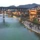中国旅行記19  息を飲む鳳凰の夕暮れと立ちはだかる言語の壁