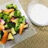8月31日【蒸しものレシピ】蒸し料理にして野菜をもっと食べましょう!美味しいソースをディップして♪