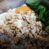 朝4時からガパオライスを作って食べる幸せ