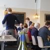 魚介とワインのビストロ 「フィスケバー」(アントウェルペンのレストラン)
