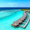 比較的リーズナブルなモルディブのホテル『シェラトン・モルディブス(Shelaton Maldives)』