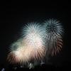 江戸川花火大会は川沿いの土手で観られて最高!