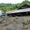熊本県内、8日昼まで激しい雨