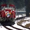 1996年の鉄道汚写真 SL北びわこ・大垣夜行