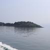 100円で乗れる定期船で無人島に行けるらしい
