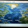 【飛行機】可もなく不可もなくなエールフランスのNY→パリ便の搭乗記(12/23)