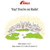 Ruby on Rails チュートリアル4章の前半まとめてみた