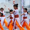 神戸☆学園踊り子隊 :3日、神戸よさこい・高浜岸壁