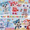 【ガシャポン】「ガラピコぷ~ おっきな!エアーフレンズ3」が2021年8月第1週に登場