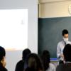 2021/09/17 北科大高校「総合的な探究の時間」の中間発表を行いました