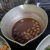 幸運な病のレシピ( 343 ) 朝:煮しめ、金時豆、鮭、卵焼