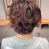 ショートヘアのパーマヘアもオシャレ女子の必須アイテム❤︎