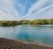 竹沼貯水池(群馬県藤岡)