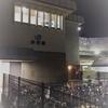 ★JR伊丹駅の南側@夜