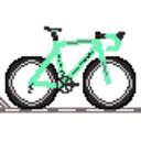 低速サイクリング。
