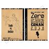 【グッズ】劇場版『名探偵コナン ゼロの執行人』 クラフト表紙ノート 2018年3月頃発売予定