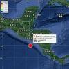 【地震】中米エルサルバドル沖でM7.0の地震~エクストリームスーパームーンの影響?ハリケーンも発生