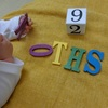9ヶ月になった娘と小説を書いたオタクおかーちゃん