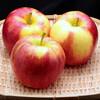 リンゴをもらった